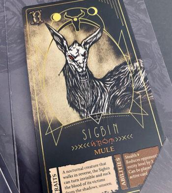 Sigbin Card
